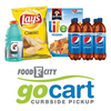 Save $4.99 Must Buy Any 5 PepsiCo items and get $4.99 GoCart Fee Free.  See UPC listing