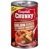 Save $1.00 Campbell's Chunky Soup. $1 OFF ONE (1) 15.3 - 19 oz. Select varieties. Please see UPC listing.