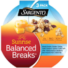 Save $0.75 on Sargento® Sunrise Balanced Breaks® Snack when you buy ONE (1) S...