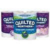 Save $1.00 off any ONE (1) package of Quilted Northern® Bath Tissue, 6 Mega roll...