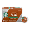 Save $2.00 on ONE(1) Starbucks K-Cups Plus product, any variety or size.