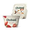 Save $2.00 on any TEN (10) Chobani® Single Serve Yogurt