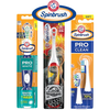 Save $1.00 on any ONE (1) ARM & HAMMER™ Spinbrush Battery or Refill Product