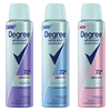 Save $1.25 when you buy ONE (1) Degree Women Advanced Protection Dry Spray Antiperspi...