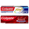 On 2 Colgate TotalSF Advanced, Optic White® Advanced, Renewal or Charcoal, Zero,...