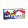 Save $0.50 on one (1) Our Family Tall Kitchen Bags (20 ct.)