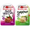 Save $1.00 on THREE (3) 2.5 oz Seasoned Tuna Pouches, Any Variety