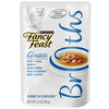 Save $1.00 on FIVE (5) Purina® Fancy Feast® Broths Wet Cat Food pouches, any...