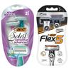 Save $3.00 on BIC® Soleil®, Flex™ or Comfort 3® Hybrid disposable r...