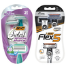 Save $3.00 Save $3.00 on any ONE (1) BIC® Soleil®, Flex™ or Comfort 3® Hybrid disposable razor pack (excludes...