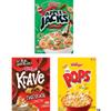 Save $1.00 on 2 Kellogg's® Corn Pops® or Krave™ and/or Apple Jacks&...