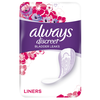 Save $2.00 on ONE Always DISCREET Incontinence Liner (excludes other Always Products...