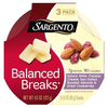 Save $0.75 on any Sargento® Balanced Breaks® Snack