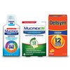 Save $5.00 on ONE (1) Delsym or Mucinex product, any variety or size.