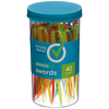 Save $0.50 $.50 OFF ONE (1) SIMPLY DONE TOOTHPICKS PLASTIC SWORDS 40 CT