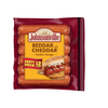 Save $1.00 on one (1) Johnsonville Cooked Beddar Cheddar Party Pack (28 oz.)
