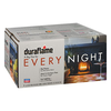 Save $4.00 on ONE (1) Case of duraflame EVERY NIGHT Firelogs