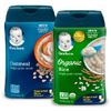 Save $1.50 on 2 Gerber® Cereals when you buy TWO (2) Gerber® Cereals, any siz...