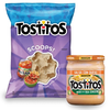 Save $1.00 when you buy one (1) Tostitos Chips (10-13 oz) and one (1) Con Queso Dips...