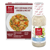 Save $1.00 on one (1) Food Network Meal Kits (6.3 oz.) or Salad Dressing (12 oz.)