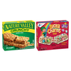 SAVE 50¢ on 2 Nature Valley™, General Mills Cereal Treat Bars, Fiber One&t...