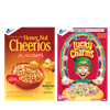 Save $1.00 when you buy TWO BOXES any flavor General Mills cereal listed: Cheerios&tr...