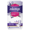 Save $1.00 on ONE Always Liners 26 ct or higher OR Always Wipes 20 ct or higher (excl...