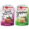 Save $1.00 on Three (3) 2.5oz Seasoned Tuna Pouches, Any Variety
