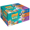 Save $1.00 on ONE (1) Friskies® Wet Cat Food Pack, any variety (24ct).