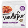 Save $0.50 on ONE (1) Vanity Fair® Napkins package, any variety or size.