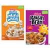 SAVE $1.00 on any TWO Kellogg's® Frosted Mini-Wheats® and/or Raisin Bra...