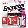 Save $0.75 on Energizer® Batteries when you buy ONE (1) pack of Energizer Max&reg...