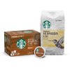 Save $1.00 on Starbucks® Coffee Roast & Ground or K-Cup when you buy ONE (1)...