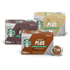 Save $1.50 on Starbucks Plus Coffee K-Cup® Pods when you buy ONE (1) Starbucks&re...