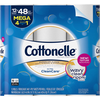 Save $0.50 on any One (1) Cottonelle® Toilet Paper (6 pack or larger)