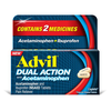 SAVE $3.00 on ONE (1) 72ct or larger Advil or Advil Migraine or Advil Dual Action