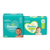 Save $1.50 on ONE BAG Pampers Swaddlers, Cruisers, Pure OR Baby Dry Diapers (excludes...
