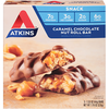 Save $0.50 $.50 OFF ONE (1) ATKINS SNACK BARS 5 CT. SEE UPC LISTING