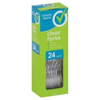 Save $0.50 $.50 OFF ONE (1) SIMPLY DONE CUTLERY 24 CT. SEE UPC LISTING