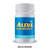 Save $3.00 when you buy ONE (1) Aleve® Liquid Gel, any variety (20 ct or larger)