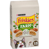 SAVE $1.00 on one (1) 3.15 lb or larger bag of Friskies® Dry Cat Food