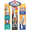 Save $1.00 on ONE (1) ARM & HAMMER™ Spinbrush™ Battery or Refill Prod...