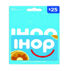 Save $5.00 when you buy $25 in iHop gift cards