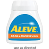 Save $3.00 on Aleve® Back & Muscle Pain when you buy ONE (1) Aleve® Back...