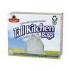Save $0.50 on one (1) Our Family Tall Kitchen Trash Bags (20-80 ct.)