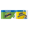 Save $1.00 on ONE Bounty Paper Towel Product 4 ct or larger (includes Double Plus Rol...