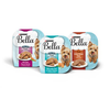 Save $1.50 Save $1.50 on four (4) 3.5 oz trays of Purina® Bella® Wet Dog Food, any variety