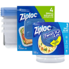 Save $1.00 on 2 Ziploc® containers when you buy TWO (2) Ziploc® brand contain...