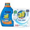 Save $1.00 on all® Products when you buy ONE (1) all® product, any variety. E...