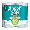 Save $0.50 on ONE (1) Angel Soft® Bath Tissue package, any variety (4 Double Roll...